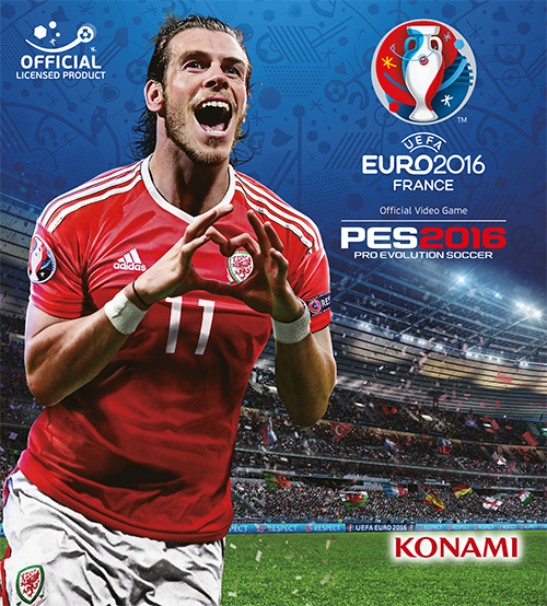 Official UEFA EURO 2016 Cover