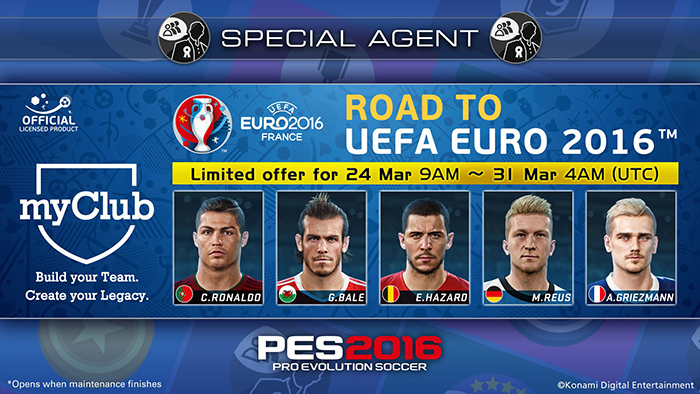 Road to UEFA EURO 2016 STARS GS