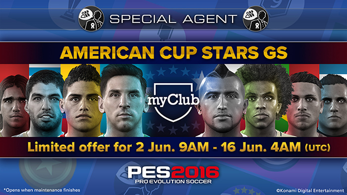 American Cup STARS GS