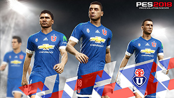 PES2018 Universidad de Chile