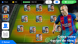 PES2017 mobile #3