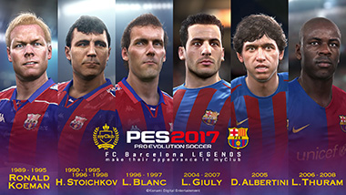 FC Barcelona Legends