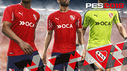 PES2018 CA Independiente