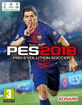 Cover PES 2018