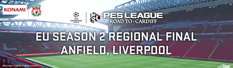 Qualifié S2 Finale Régionale PES League Road to Cardiff
