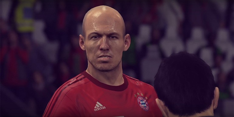 PES 2016 - Gameplay Compilation #1