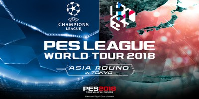 PES League World Tour 2018 - Asia Round