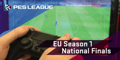 PES League - Road to Cardiff S1: Rest of Europe Final