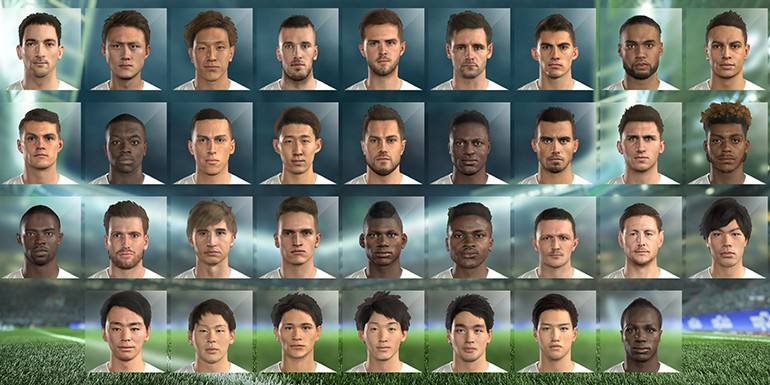 PES 2017 - myClub: New Faces of PES DP1.0 & Summer Star Signings