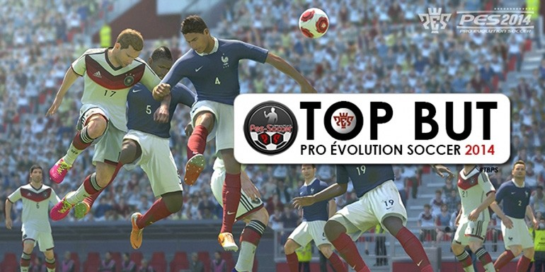 Résultat Top But PES 2014 - Édition #4