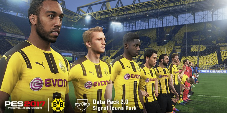 PES 2017 - Patch 1.03 & DLC 2.00