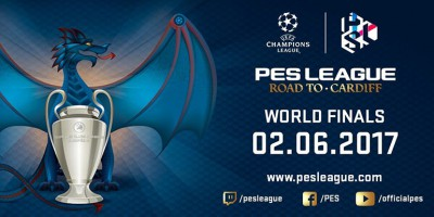 PES League - Road to Cardiff: La Finale Mondiale