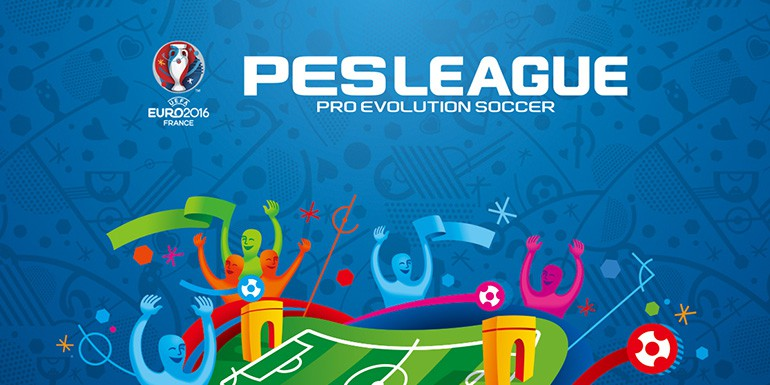 PES League - Gagnez une place au tournoi virtuel officiel de l'EURO 2016