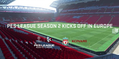 PES League - Road to Cardiff: Coup d'envoi de la saison 2 EU
