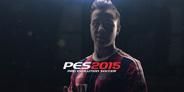 PES 2015 - KONAMI lance le 'Goal of the month'