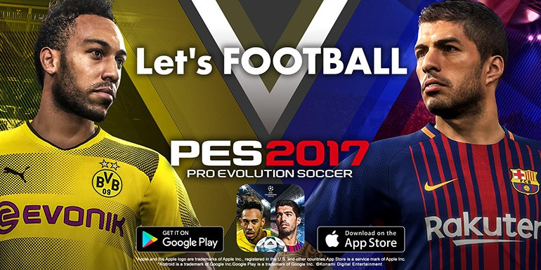 PES 2017 Mobile - Update 1.2.0