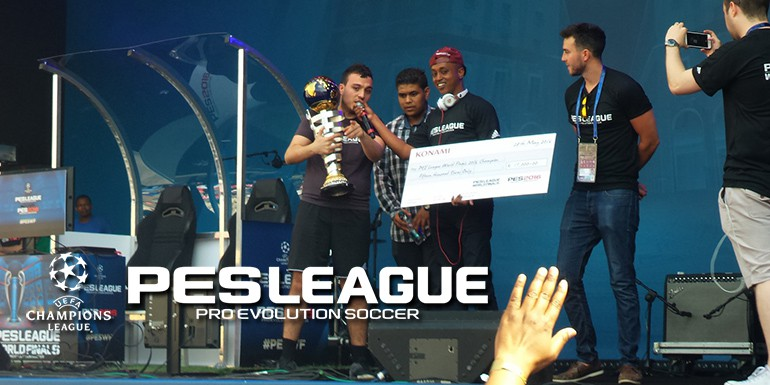 PES League - Usmakabyle, champion du monde PES 2016