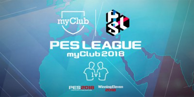 PES League myClub 2018 - Saison 1
