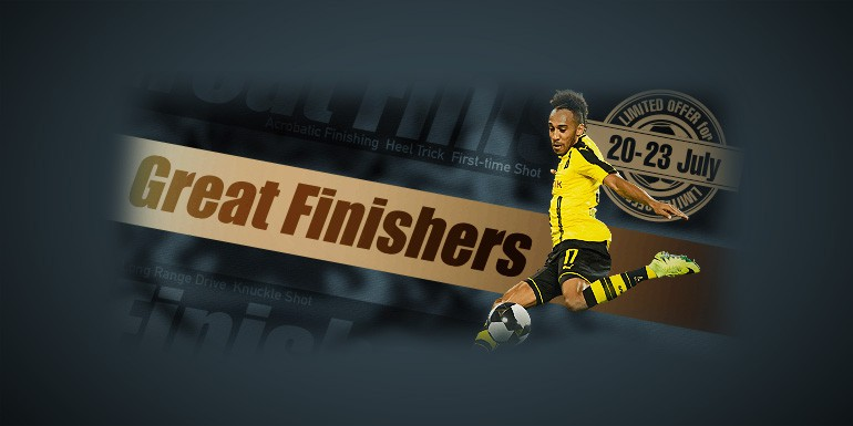 PES 2017 - myClub: Great Finishers & Passers