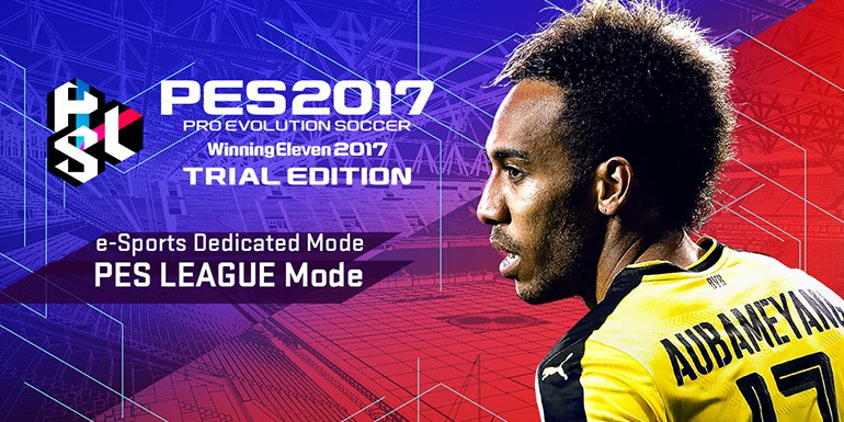 Le mode PES League disponible dans PES 2017