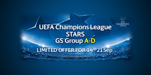 PES 2018 - myClub: UEFA Champions League STARS GS Group A-D
