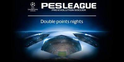 PES League - Soirée double points UEFA Champions League