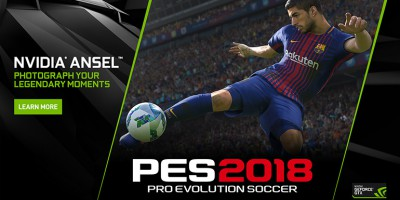 PES 2018 s'offre Ansel