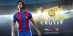 PES 2018 - myClub: Legends Cruyff + PES Selection