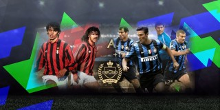 PES 2018 - myClub: Legends Inter / AC Milan + PES Selection