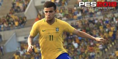 PES 2018 World Tour: Brésil - Trailer & images