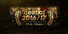 PES 2017 - myClub: Best of 2016/17