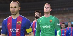 PES 2017 - PC: Trailer & images comparatifs