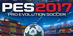 PES 2017 - Jaquette officielle